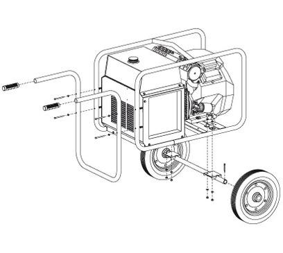 Manual trolley CTM10